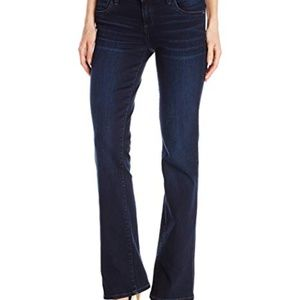 Kut From The Kloth Meryl High Rise Boot Cut Jeans